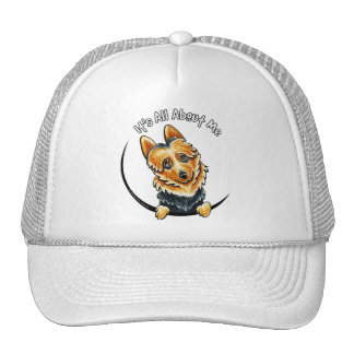 Australian Terrier IAAM Trucker Hat