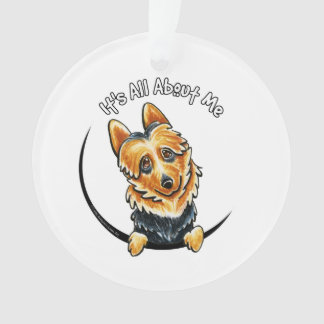 Australian Terrier IAAM Ornament