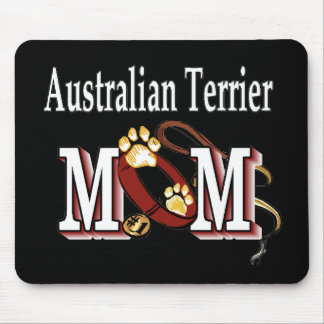 Australian Terrier Mom Apparel Gifts Mouse Pad