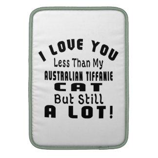 AUSTRALIAN TIFFANIE FUNNY DESIGNS MacBook AIR SLEEVES