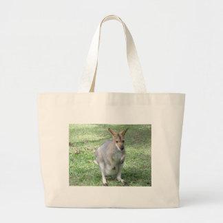 Australian Wallaby Tote Bag
