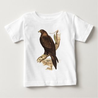 Australian Wedge Tailed Eagle. Huge Bird of Prey. Baby T-Shirt