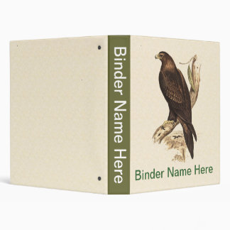 Australian Wedge Tailed Eagle. Huge Bird of Prey. Binder