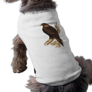 Australian Wedge Tailed Eagle Huge Bird of Prey Doggie Tee Shirt