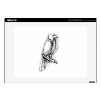 Australian Wedge-tailed Eagle Perch Tattoo Laptop Skins