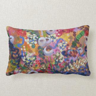 Australian wildflowers pillow