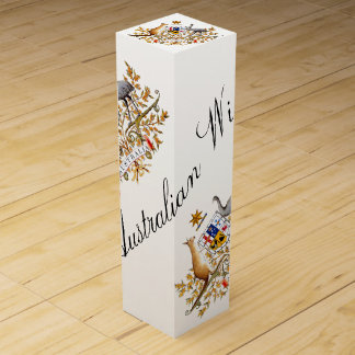 Australian Wine Customizable Wine Gift Box