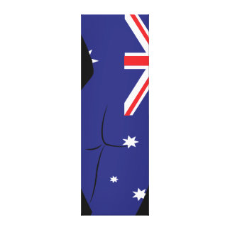 Australian Women Canvas Print
