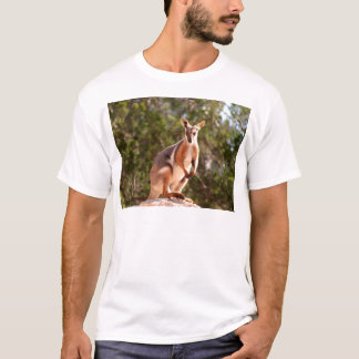 Australian yellow-footed rock wallaby T-Shirt