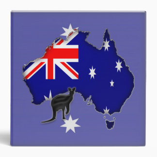Australiana Binders