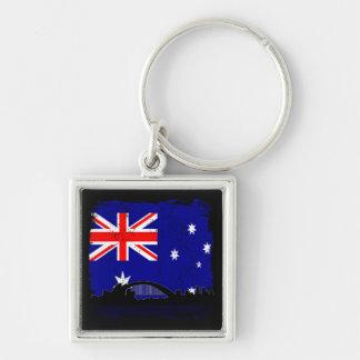 Australiana Keychain