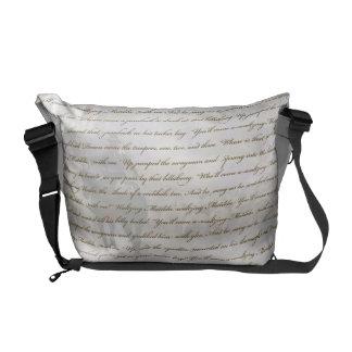 Australiana Messenger Bag