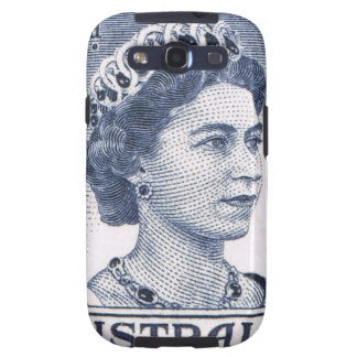 Australiano de la reina Elizabeth Australia del Samsung Galaxy S3 Cobertura
