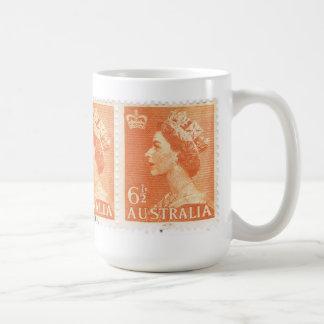 Australiano de la reina Elizabeth Australia del Taza De Café