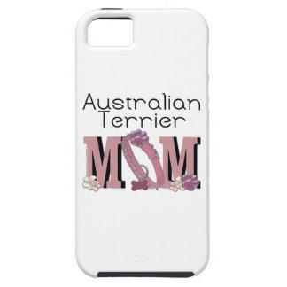 Australiano de MAMÃ de Terrier iPhone 5 Protectores