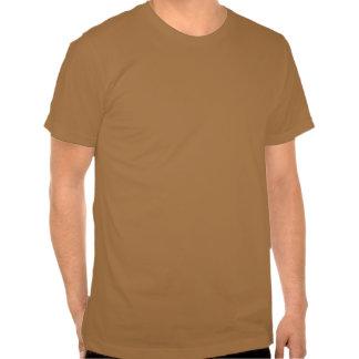 Australiano interior camisetas