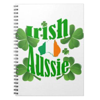 Australiano irlandés libretas