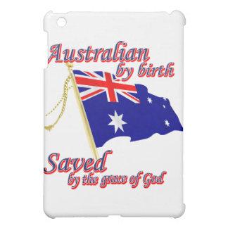 Australiano por el nacimiento ahorrado por la grac