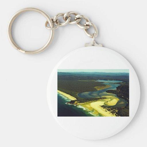 Australia's Coast: Disaster Bay, NSW Keychain