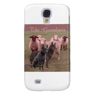 australiian Kelpies Galaxy S4 Case