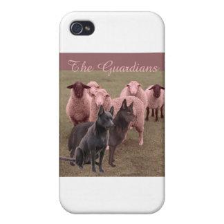 australiian Kelpies iPhone 4 Case