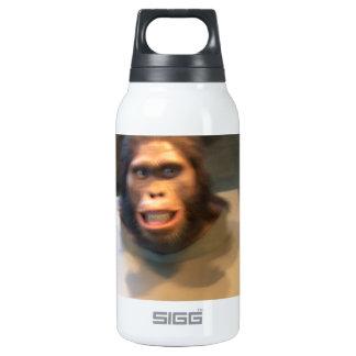 Australopithecus africanus; museum exhibit 10 oz insulated SIGG thermos water bottle