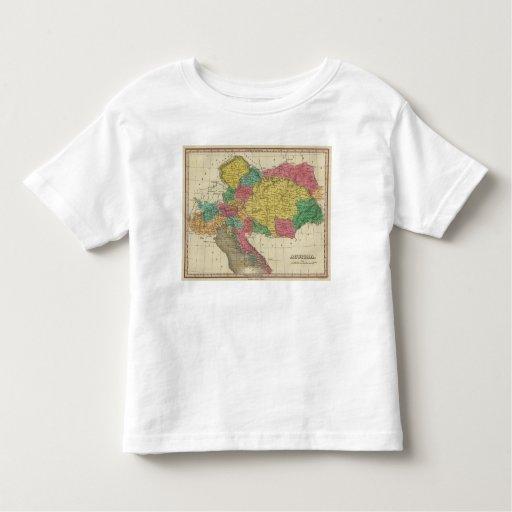 Austria 2 shirts