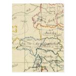Austria 5 postales
