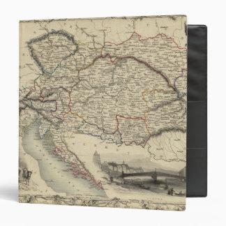 Austria 9 3 ring binder