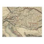 Austria 9 postales