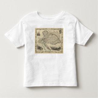 Austria 9 toddler t-shirt
