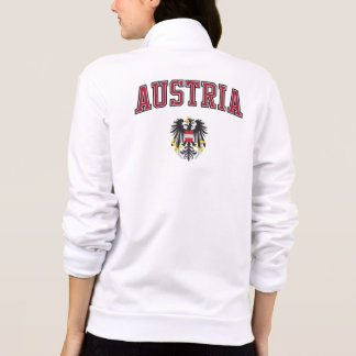 Austria and Coat of Arms Jacket
