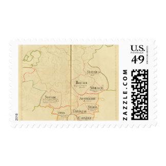 Austria and Czech Republic Postage