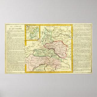 Austria and Slovenia Poster