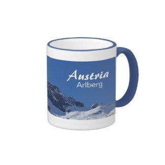 Austria, Arlberg - taza