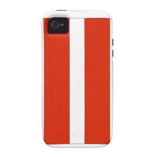 Austria Case iPhone 4/4S Covers