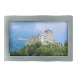 Austria Castelo Rectangular Belt Buckle