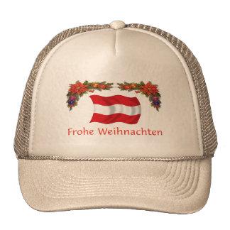 Austria Christmas Trucker Hat