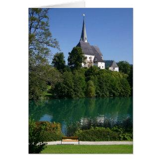 Austria Church Card