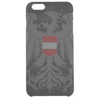 Austria Clear iPhone 6 Plus Case