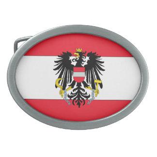 Austria Coat of Arms Belt Buckles