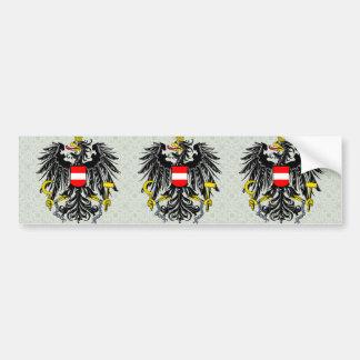 Austria Coat of Arms detail Bumper Sticker