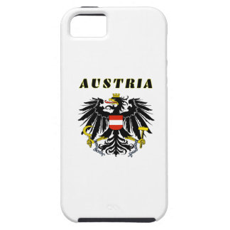 AUSTRIA Coat Of Arms iPhone SE/5/5s Case