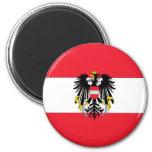 Austria Coat of Arms Refrigerator Magnet