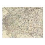 Austria compuesta postal