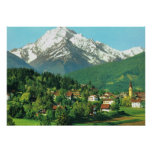 Austria, el Tyrol, Igles cerca de Innsbruck Impresiones
