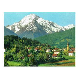 Austria, el Tyrol, Igles cerca de Innsbruck Postales
