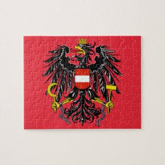 austria emblem jigsaw puzzle