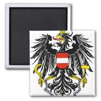 austria emblem magnet