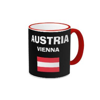 Austria* EN la taza del código de país
